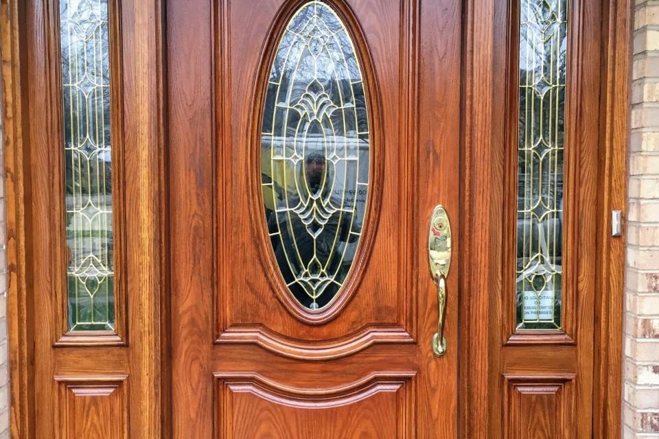 doors installation