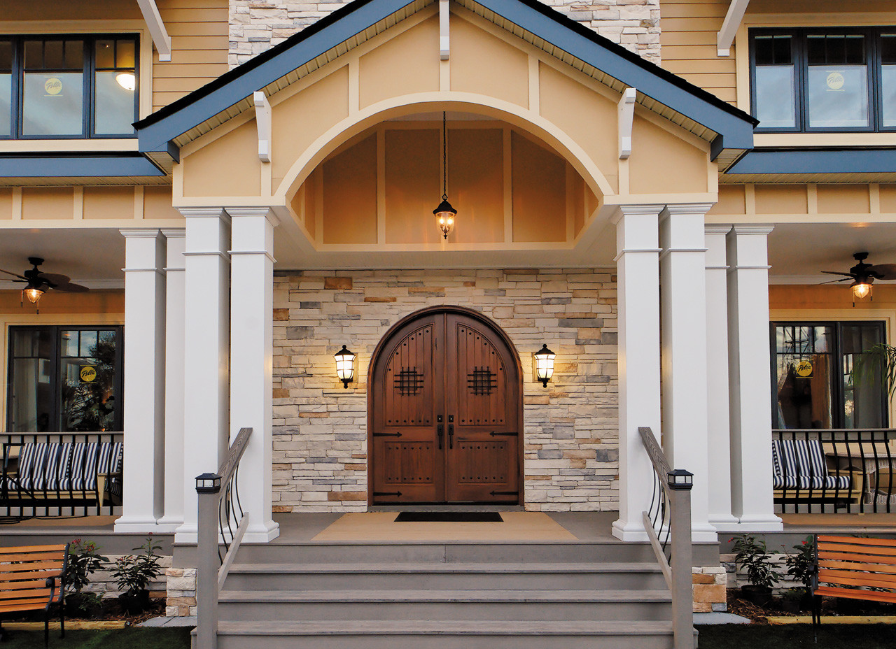 928 #6C4125 High Quality Entry Doors. Door Install Should Be Handled By Careful  pic Quality Entry Doors 43411280